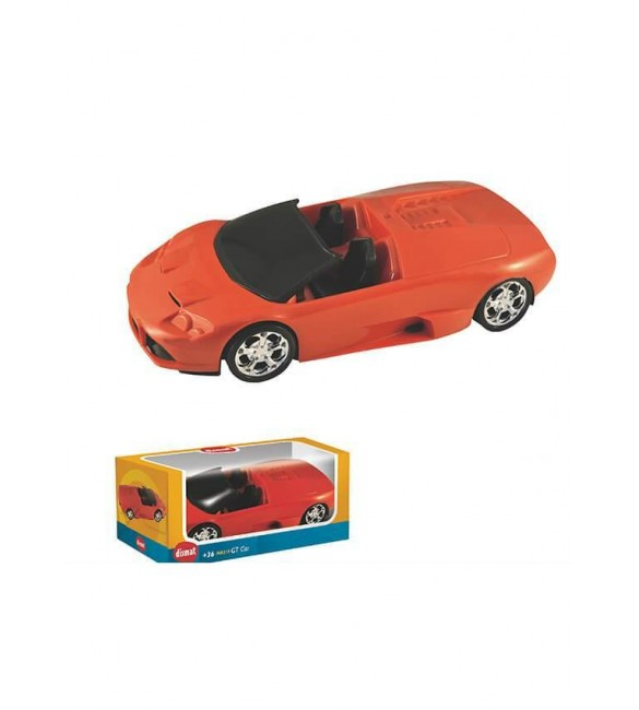 Carro GT CAR Racing - Dismat - Plastico